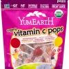 YumEarth Vitamin C pops อมยิ้มวิตามินซี 300 %