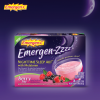 SALE : Emergen-Zzzz Nighttime Sleep AID with Melatonin + VitaminC and AntiOxidants รส Berries