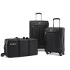 เซ็ตกระเป๋าเดินทาง Samsonite 3-Pc. Spinner Luggage Set #Black