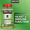Kirkland Vitamin E 400 I.U. 500 softgels วิตามินอี ในรูปเม็ดเจลนิ่ม