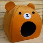 บ้านโดมหน้าหมีสำหรับน้องหมาแมวราคาส่ง(ชิ้นละ 1099 บาท)
