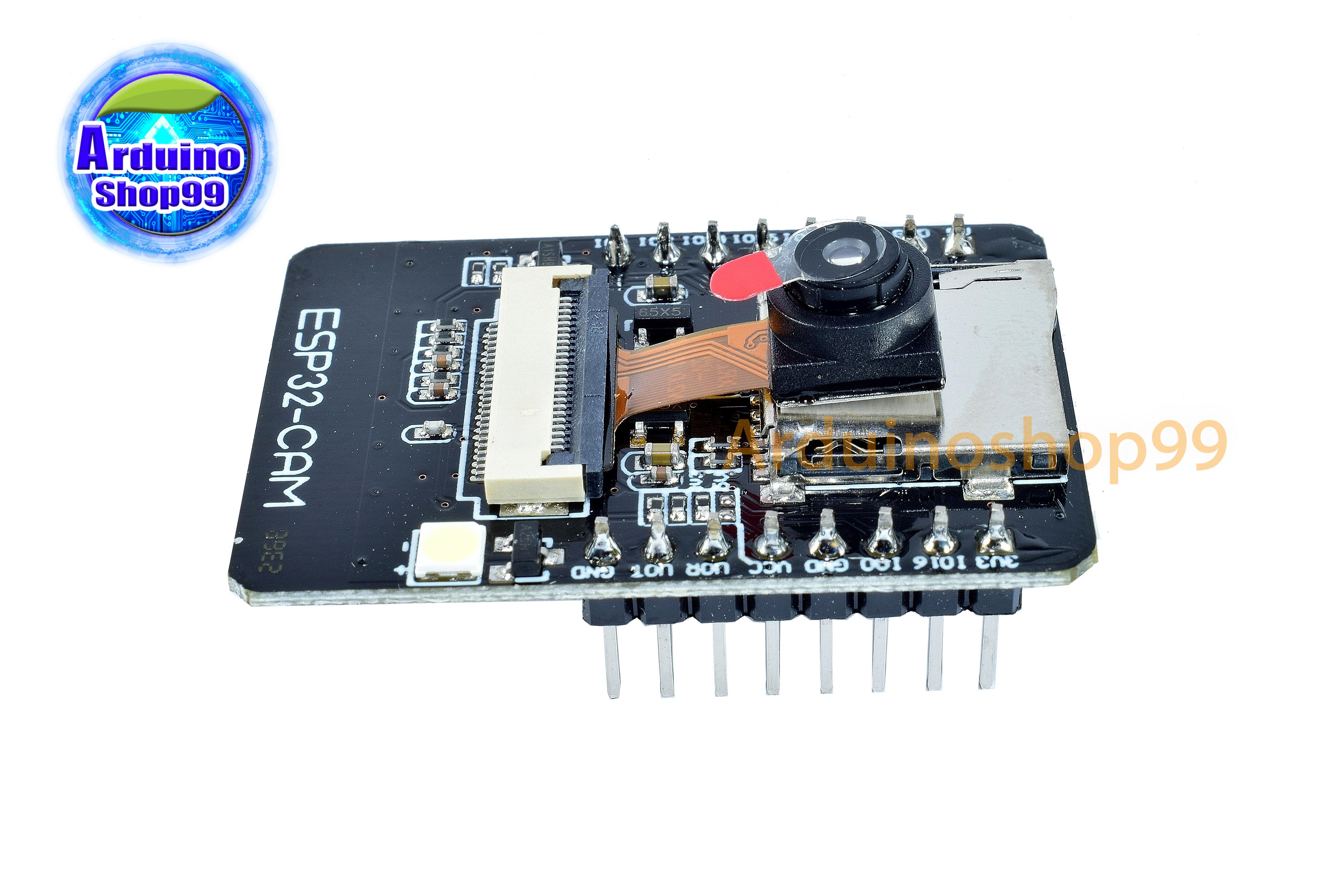 ESP32 CAM development board with OV2640 module WIFI + Bluetooth module