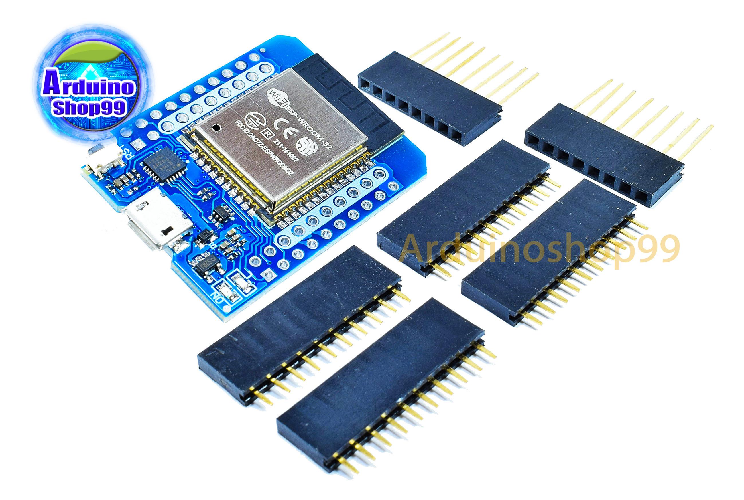 KIT ESP32 module development board wireless WiFi Bluetooth 2-in-1 dual-core  CPU ESP32